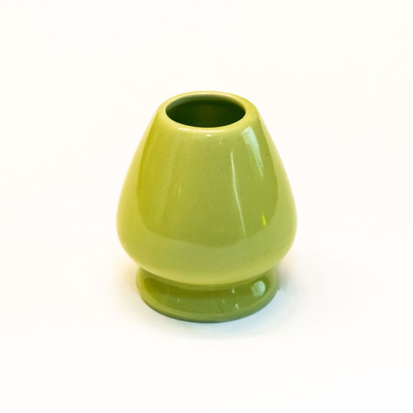 Supporto in ceramica per chasen set matcha