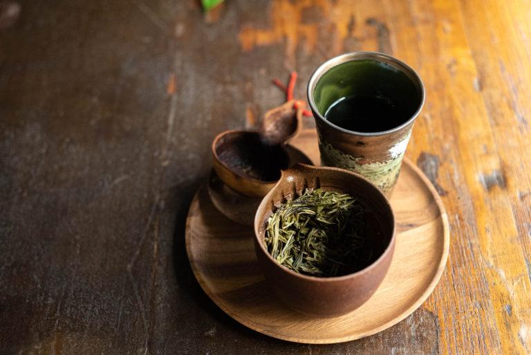Utensili preparazione tè