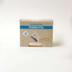 Filtri monouso con chiusura per tè
