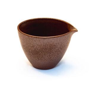 Server in ceramica per la miscelazione del tè