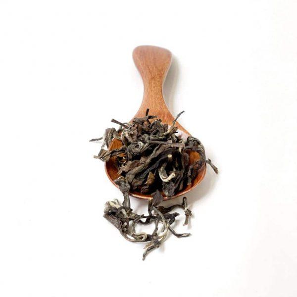 foglie di tè