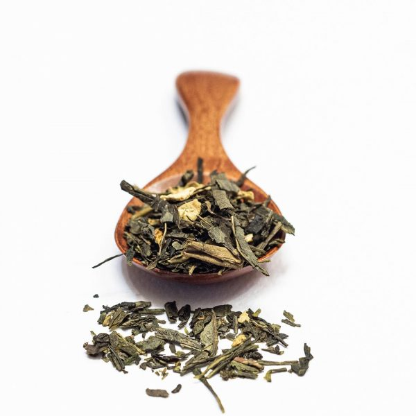 Tè Earl Grey Verde